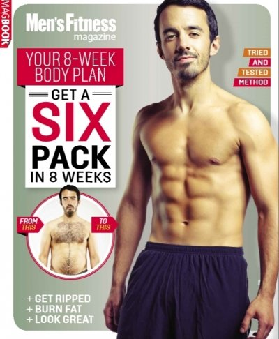 Ben Ince of Men's Fitness – 18.5% body fat to 7.1% in 8 weeks