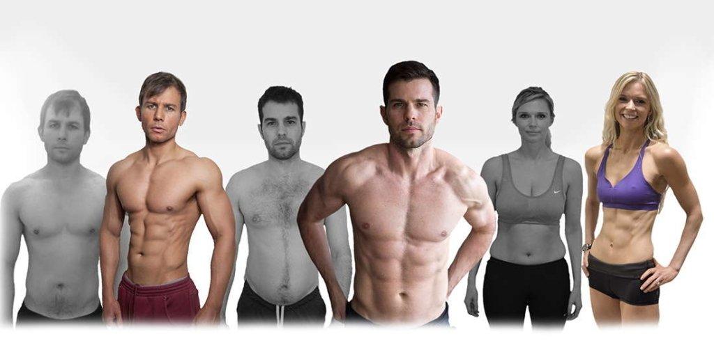 Fast fat loss results