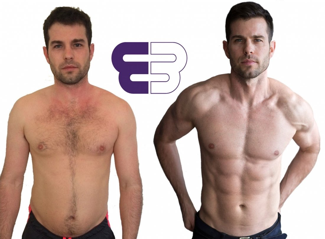 Ben – 8 week rapid fat loss program - Embody Fitness in London