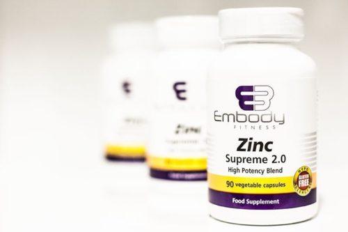Zinc Supreme – 90 caps